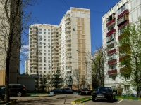Черёмушки район, Нахимовский проспект, дом 61 к.1. многоквартирный дом