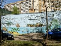 Черёмушки район, Нахимовский проспект, дом 61 к.1 СТР1. хозяйственный корпус