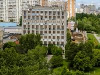 Черёмушки район, Нахимовский проспект, дом 31 к.2. научно-исследовательский институт Всероссийский НИИ стандартизации материалов и технологий