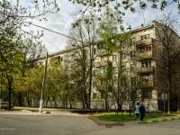 ,  , house 12 к.4. 公寓楼
