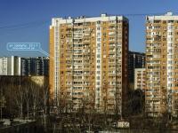 Москва, район Черёмушки, Цюрупы ул, дом22 к.1