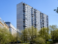 Черёмушки район, улица Обручева, дом 35 к.3. многоквартирный дом