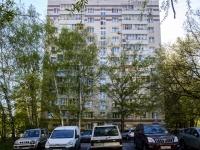 Черёмушки район, улица Обручева, дом 37. многоквартирный дом