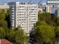 Черёмушки район, улица Обручева, дом 51. многоквартирный дом