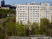 Черёмушки район, улица Обручева, дом 53. многоквартирный дом