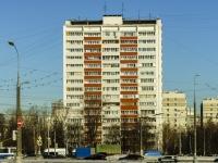 Черёмушки район, улица Обручева, дом 65/54. многоквартирный дом