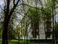 Черёмушки район, улица Перекопская, дом 17 к.4. многоквартирный дом