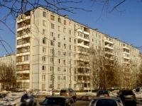 Черёмушки район, улица Перекопская, дом 22. многоквартирный дом