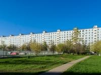 Черёмушки район, улица Перекопская, дом 22 к.1. многоквартирный дом