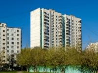 Черёмушки район, улица Перекопская, дом 26 к.1. многоквартирный дом