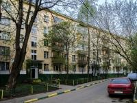 Черёмушки район, улица Перекопская, дом 27 к.2. многоквартирный дом