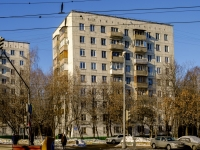 Черёмушки район, Севастопольский проспект, дом 28. многоквартирный дом