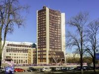 Черёмушки район, Севастопольский проспект, дом 28 к.1. офисное здание