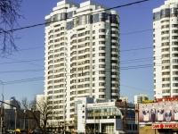 Черёмушки район, Севастопольский проспект, дом 28 к.3. многоквартирный дом