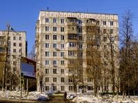 Черёмушки район, Севастопольский проспект, дом 32. многоквартирный дом