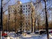 Черёмушки район, Севастопольский проспект, дом 34. многоквартирный дом