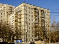 Черёмушки район, Севастопольский проспект, дом 36. многоквартирный дом