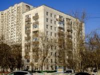 Черёмушки район, Севастопольский проспект, дом 38. многоквартирный дом