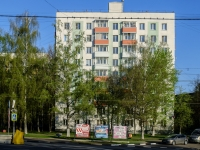 Черёмушки район, Севастопольский проспект, дом 44 к.1. многоквартирный дом