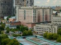 Черёмушки район, Севастопольский проспект, дом 24 к.1. медицинский центр