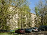 район Черёмушки, улица Херсонская, дом 22 к.1. многоквартирный дом