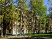 район Черёмушки, улица Херсонская, дом 22 к.2. многоквартирный дом