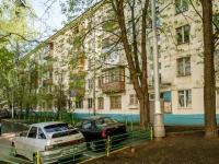 район Черёмушки, улица Херсонская, дом 30 к.1. многоквартирный дом