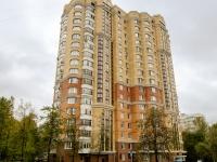 ,  , house 17. 公寓楼