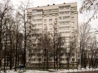 район Черёмушки, улица Херсонская, дом 25. многоквартирный дом