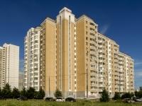 Южное Бутово район, улица Академика Понтрягина, дом 11. многоквартирный дом
