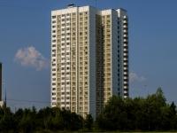 Южное Бутово район, улица Академика Понтрягина, дом 11 к.1. многоквартирный дом