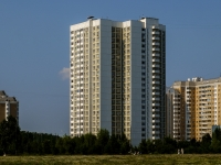 Южное Бутово район, улица Академика Понтрягина, дом 11 к.3. многоквартирный дом