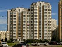 Южное Бутово район, улица Академика Понтрягина, дом 17. многоквартирный дом