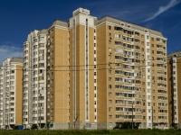 Южное Бутово район, улица Академика Понтрягина, дом 19. многоквартирный дом