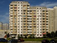 Южное Бутово район, улица Академика Понтрягина, дом 21. многоквартирный дом