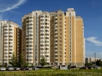 Южное Бутово район, улица Академика Понтрягина, дом 27. многоквартирный дом