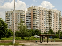 ,  , house 21 к.2. Apartment house