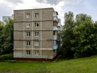 ,  , house 8Б. 公寓楼
