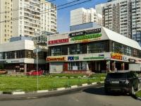 Южное Бутово район, Адмирала Ушакова бульвар, дом 12. многофункциональное здание