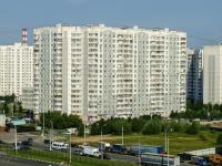 Южное Бутово район, улица Витте аллея, дом 2. многоквартирный дом