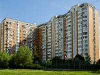 Южное Бутово район, улица Витте аллея, дом 4 к.1. многоквартирный дом