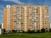 Южное Бутово район, улица Витте аллея, дом 6 к.1. многоквартирный дом