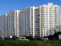 район Южное Бутово, улица Бартеневская, дом 9. многоквартирный дом
