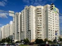 район Южное Бутово, улица Бартеневская, дом 13. многоквартирный дом