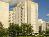 район Южное Бутово, улица Бартеневская, дом 23 к.1. многоквартирный дом