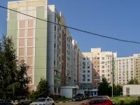 район Южное Бутово, улица Бартеневская, дом 41 к.1. многоквартирный дом