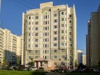 Южное Бутово район, улица Горчакова, дом 1 к.2. многоквартирный дом