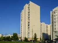 Южное Бутово район, улица Горчакова, дом 1 к.3. многоквартирный дом