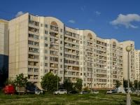Южное Бутово район, улица Горчакова, дом 5. многоквартирный дом