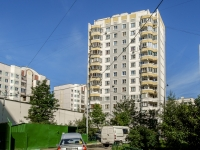 Южное Бутово район, улица Горчакова, дом 5 к.1. многоквартирный дом
